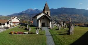 Chapelle de Villeneuve d'Uriage