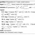 Low-rank inverse-gamma @ IEEE ICASSP 2016 (Shangai)